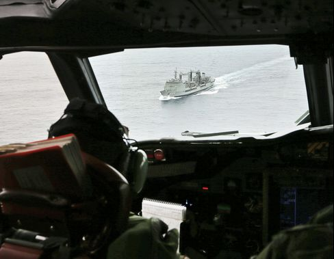Royal Australian Air Force Continues Search