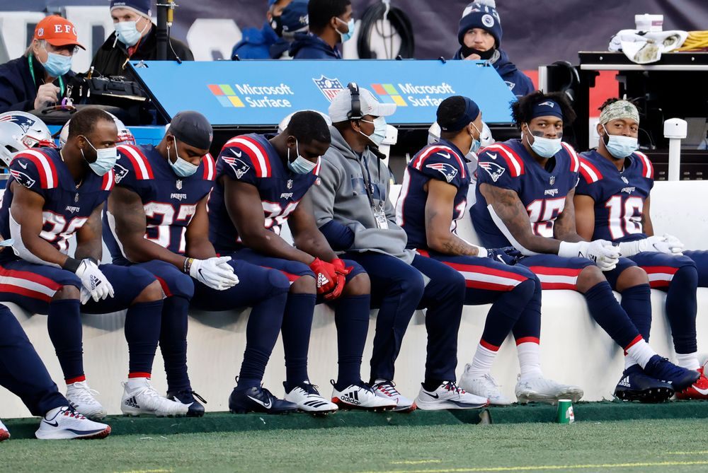 NFL Ramped Up Covid Response in Mid-Season After Spread - Bloomberg