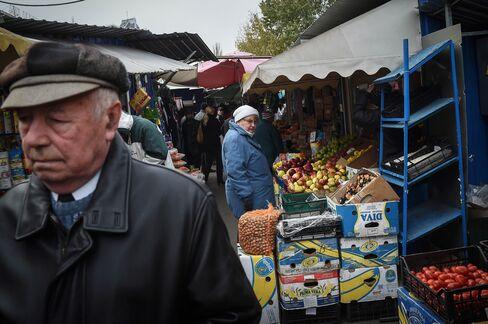 Market in Kiev