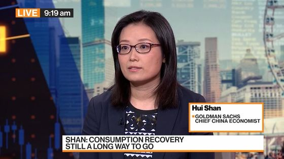 China Growth Forecasts Raised as Consumer Spending Strengthens
