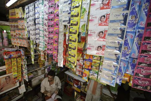 Unilever Wagers Billions on India's Economic Revival