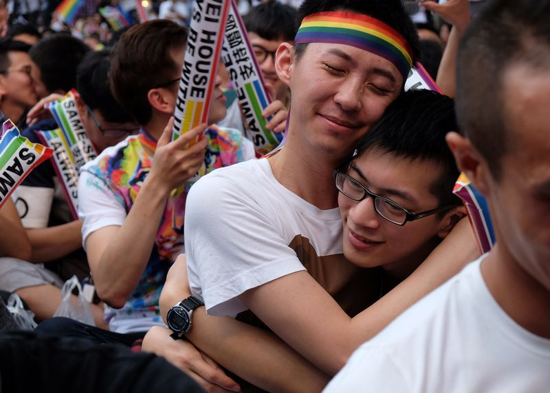 Image result for taiwan to legalize gay marriage