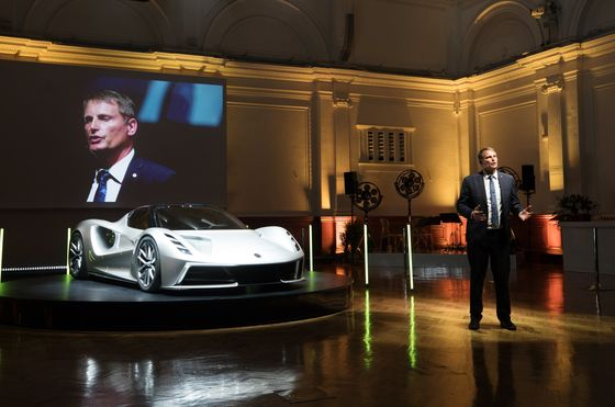 Lotus Is Gearing Up to Build a Car You Can Drive Every Day
