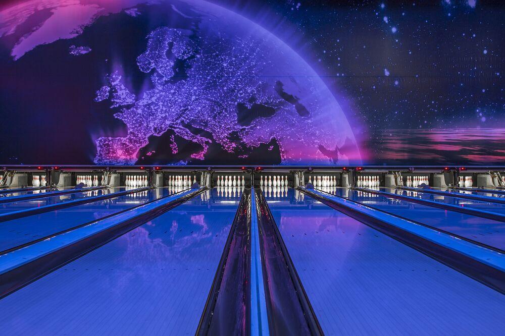 AMF Alleys at Max Bowling