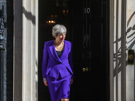 U.K.'s May and Corbyn Hint Brexit Deal Could Be in Sight