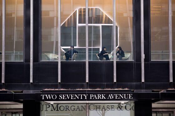 JPMorgan Turns to Apple HQ Architect for New Manhattan Tower