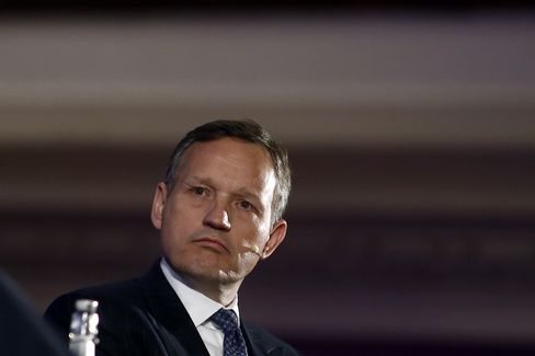 Barclays Plc CEO Antony Jenkins