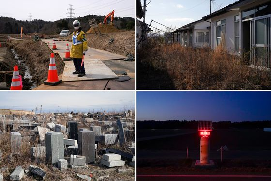 Ghost Towns of Fukushima Remain Empty After Decade-Long Rebuild