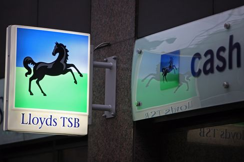 Lloyds Opposition to Branch Sales Said to Risk Competition