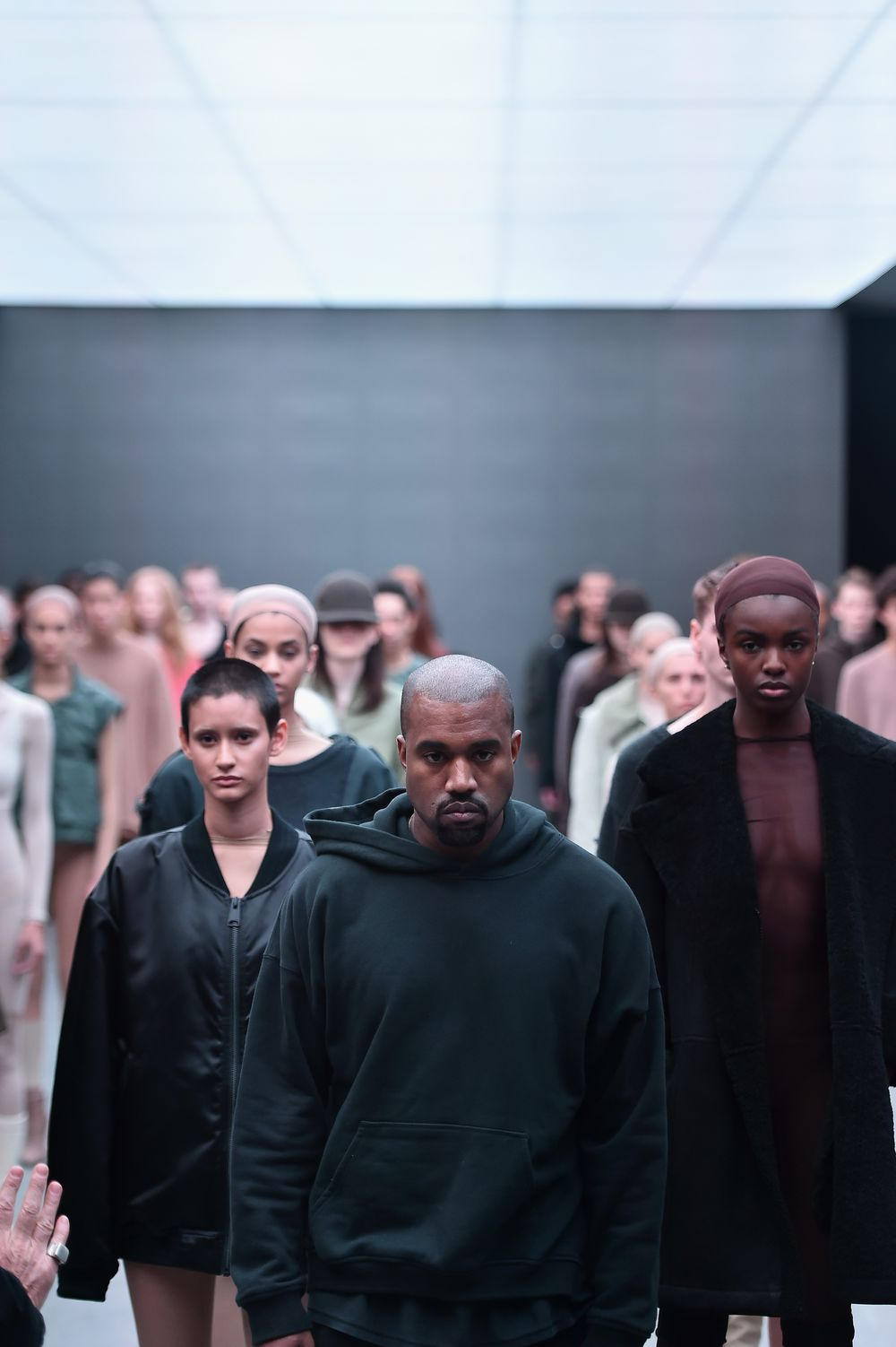 3bb6c0ed706d Does Kanye West s Insane Adidas Collection Count as Fashion  - Bloomberg