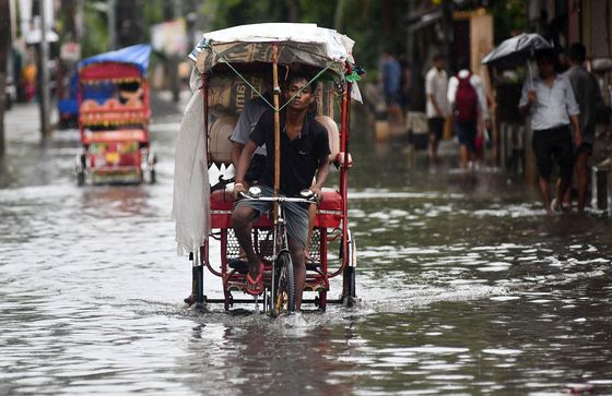 India's Monsoon Falls Short of Forecasts for a Second Year