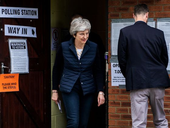 Brexit Backlash Hits Main Parties in U.K. Local Elections