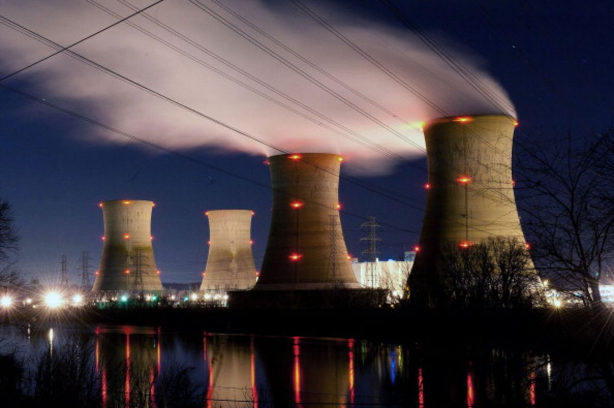 nuclear energy the future of humanitys energy source