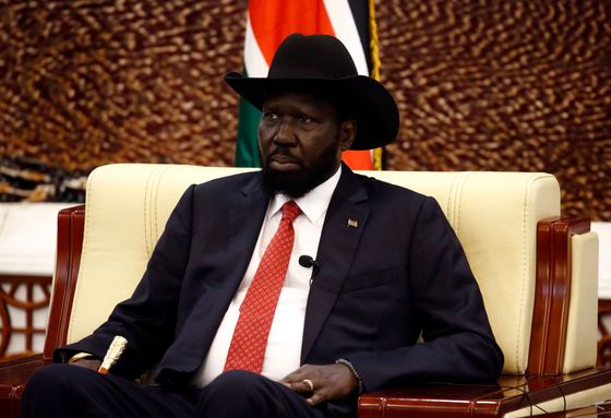 South Africa Deputy President in South Sudan to Talk Peace Plans