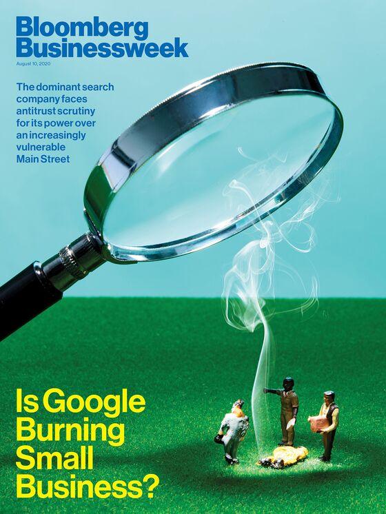 Google's Search Monopoly Complicates a Mental Health Crisis