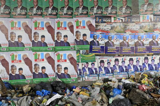 Nigeria's Ruling Party Wins Lagos State in Gubernatorial Poll