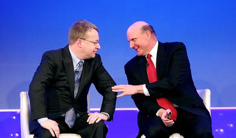 Nokia, Microsoft to Join Forces