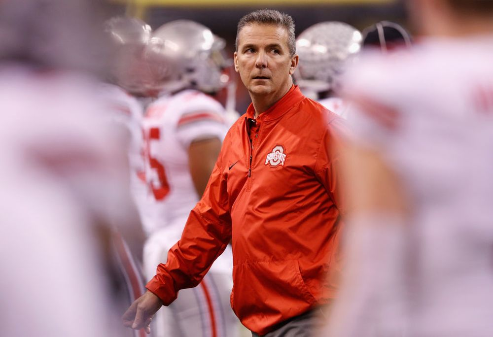 37ef90498 Ohio State Coach Urban Meyer to Retire After Rose Bowl - Bloomberg