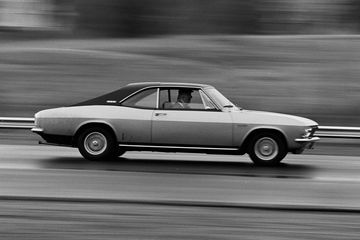 UNITED STATES - APRIL 11:  1966 Chevrolet Corvair Road Test  (Photo by Bob D'Olivo/The Enthusiast Network/Getty Images)