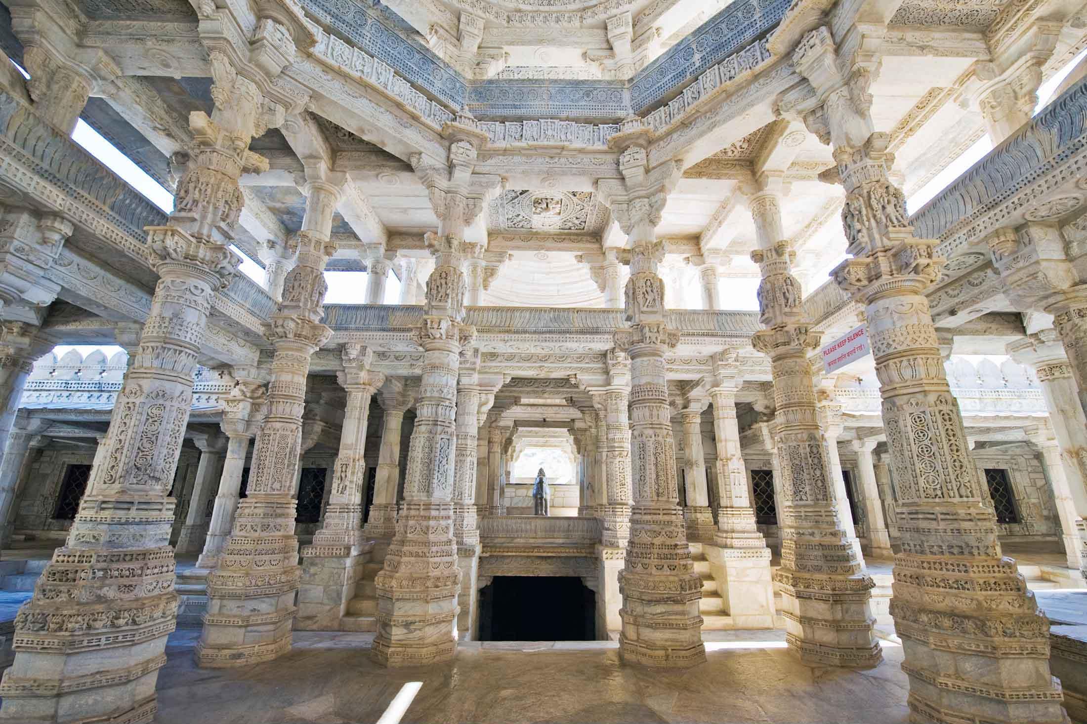 Ranakpur Temple, India