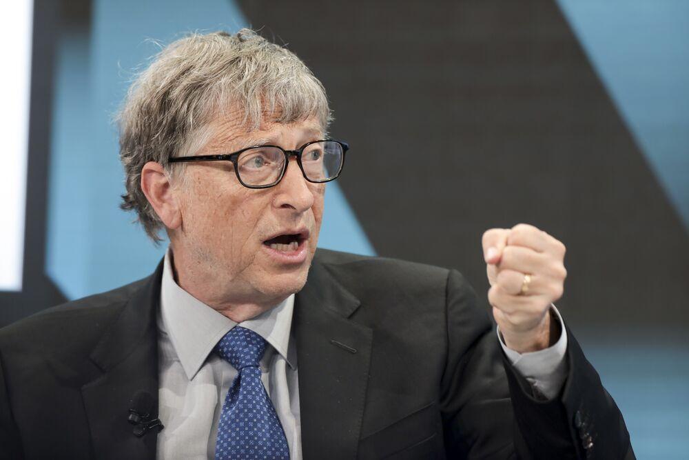 What Bill Gates's Foundation Is Doing to Fight Coronavirus - Bloomberg
