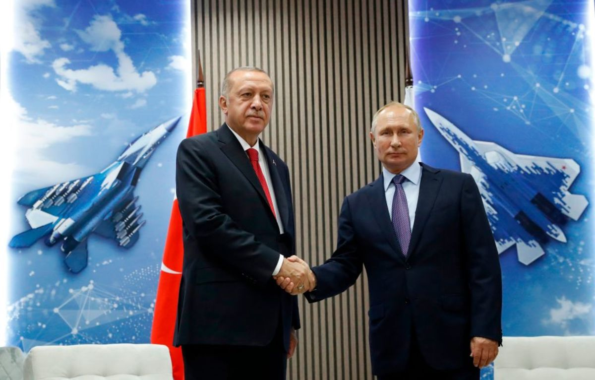 Turkey and Russia Show That Land Grabs Can Pay Off