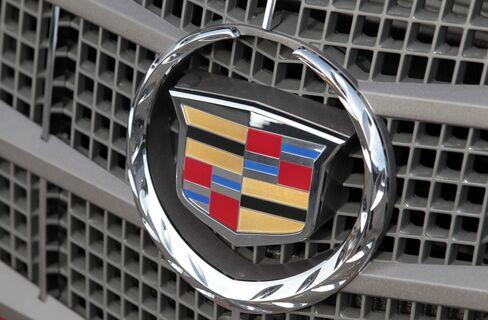 Cadillac Said to Study New Models
