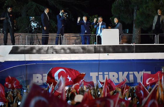Erdogan's Election Celebration Gives Way to Economic Reality