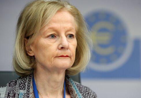 ECB Supervisory Board Chair Daniele Nouy