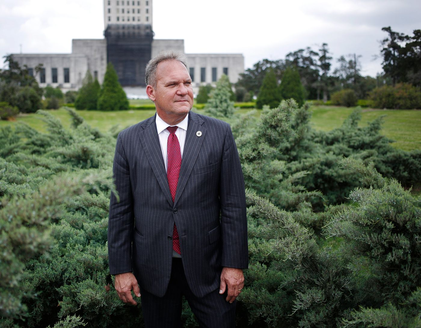 Louisiana state Representative Kevin Pearson.