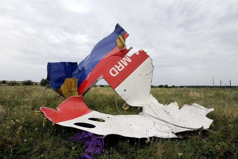 Russian Media Goes Far Out to Explain Malaysia Airlines Disaster