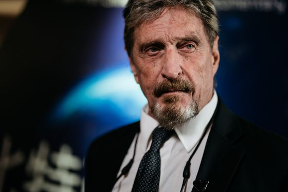 Crypto Celebrity McAfee Stops Touting ICOs, Citing `SEC Threats'