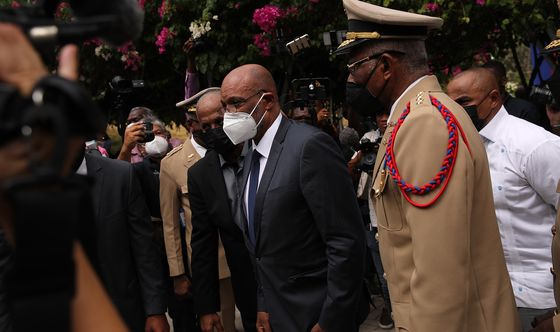 New Prime Minister Takes Helm of Haiti Amid Murder Chaos