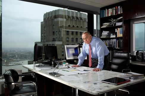 Cooperman Says Earning 13% in Stocks Takes `Average IQ'
