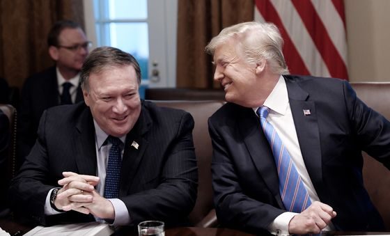 Pompeo Has Been Rushing to Fill State Department Vacancies
