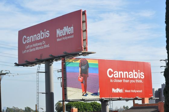 Advertising Weed Is ToughWhen the Feds Consider You a Drug Dealer
