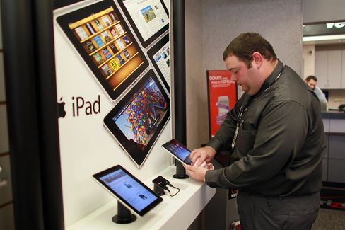 Verizon Will Sell IPad That Connects to Its Network