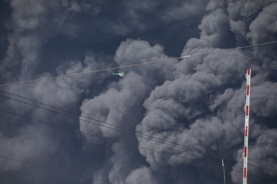 Houston Chemical Blaze Probe Weighed by Federal Investigator