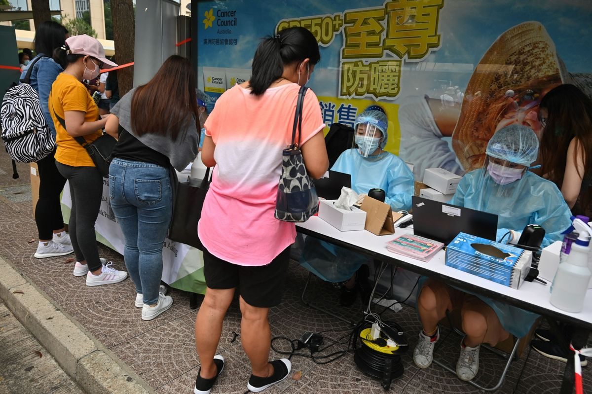 Hong Kong Reviews Mandatory Vaccinations for Domestic Workers thumbnail