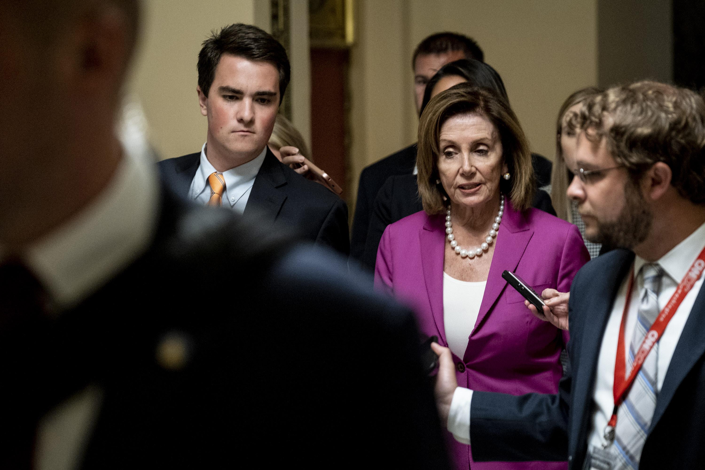 Pelosi Timeline For Debt Limit Deal Draws White House Doubts