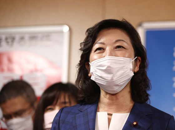 Japan Ex-Minister Noda Runs to Be Country's First Female Premier