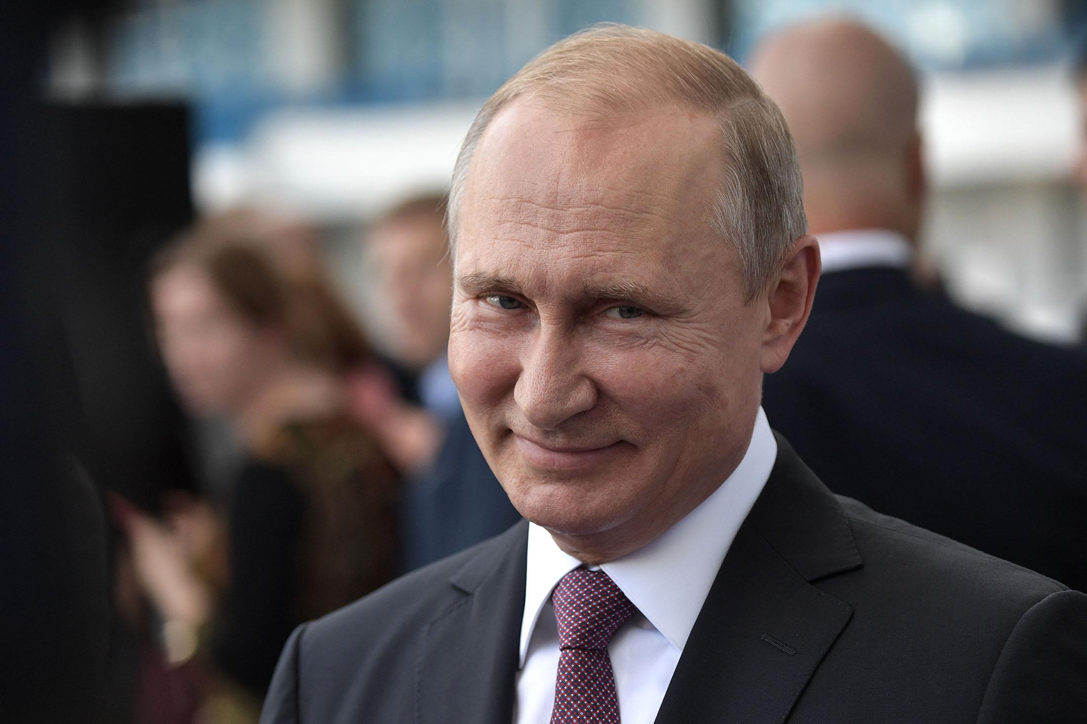 Free Russia Foundation On Life After Vladimir Putin Bloomberg