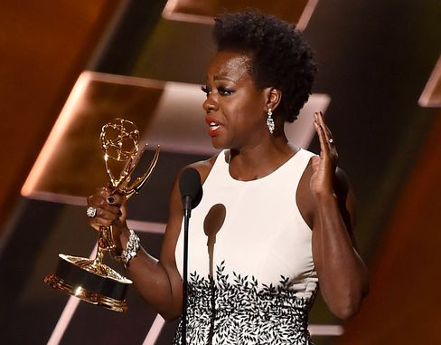 Viola Davis accepts Outstanding Lead Actress in a Drama Series award for 'How to Get Away with Murder'