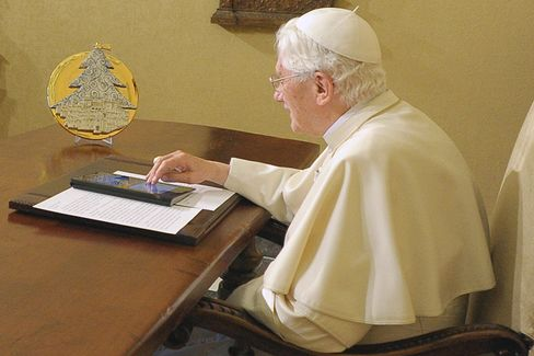 The Pope on Twitter: New Tool, Same Old Message