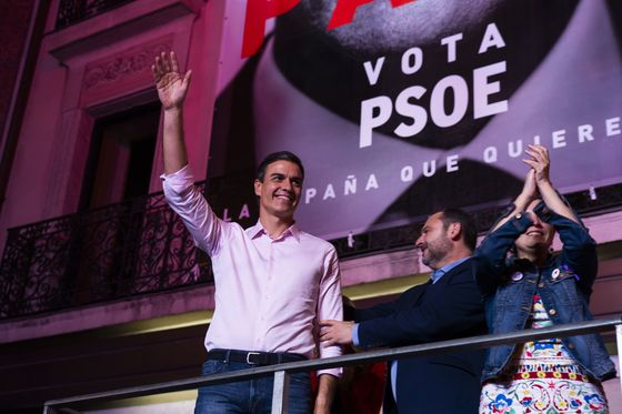 Spain Hands Sanchez a Win - Now Can He Govern?