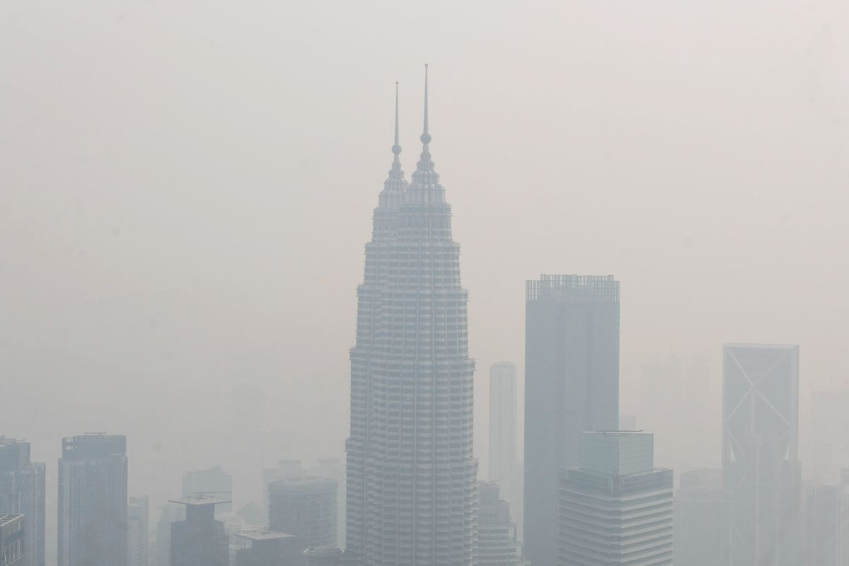 Asia's Haze Is a Danger for Everyone