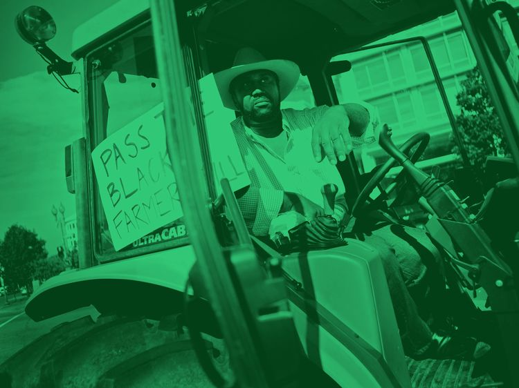 relates to Episode 3: How Black Farmers Fought the Wealth Gap