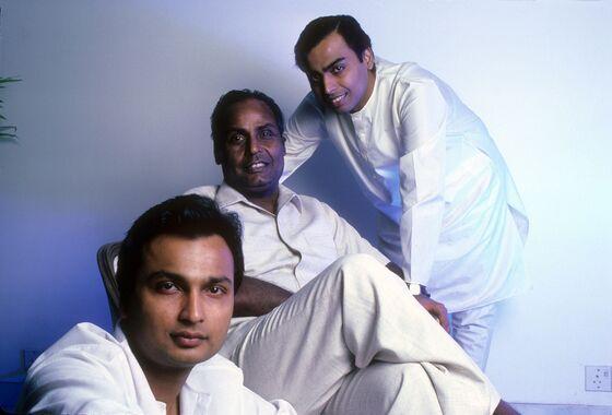 Mukesh Ambani Won the World's Most Expensive Sibling Rivalry