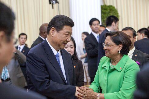 China's Xi Follows Biden With $3 Billion in Loans for Caribbean