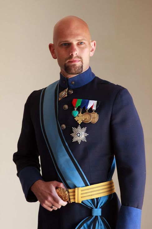 His Royal Highness, Travis McHenry, Grand Duke of Westarctica.